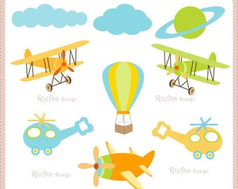 Fly High Clip Art