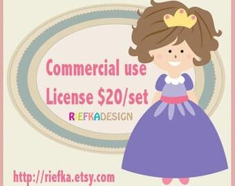 Commercial License for riefka design