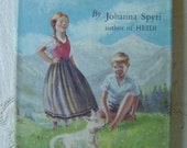 The Pet Lamb and other Swiss Stories by Johanna Spyri