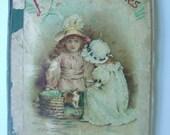 Rare 1904 Antique Playtime Stories