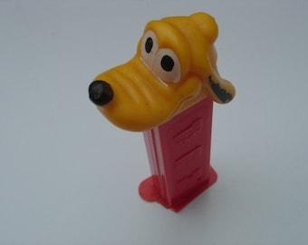 Vintage Pluto Pez Dispenser 3.9