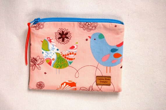 Snack Size Reusable Bag - Starlings