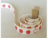 One Sale - 10 meters Zakka handmade icons sewing fabric tape