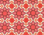 SALE, Sandi Henderson Fabric, Vintage Paisley in Blush, Meadowsweet Collection for Michael Miller Fabrics, 1 Yard Total