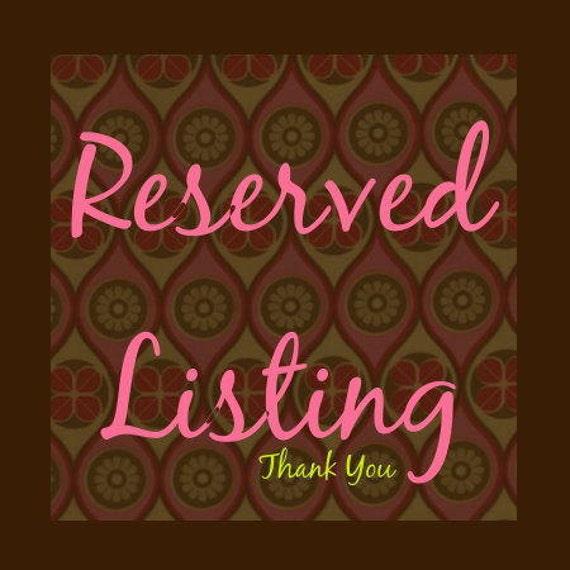 Reserved Listing for Laila Adikreshna