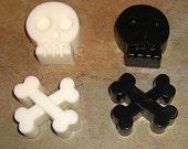 Skull and Crossbones Soap Set - Custom Scented