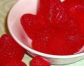 Succulent Strawberries Soap Set