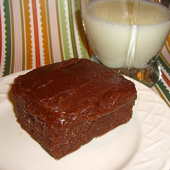 Fudge Brownie Soap