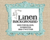Linen Blog Website Background. Digital Makeover Series. Instant Download. Neutral. Simple. Blogger. WordPress. Tumblr. Website Design.