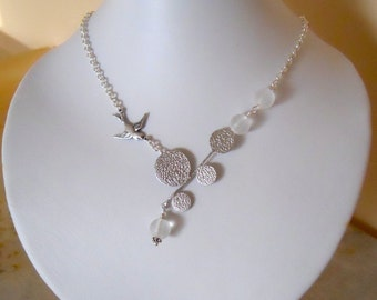Free Shipping - Peace Necklace