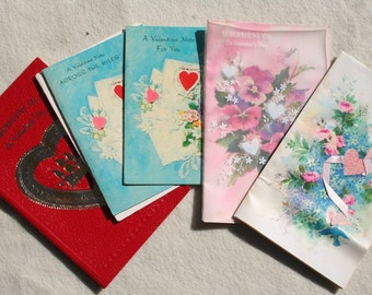 Vintage Valentine Cards Valentine's Day Cards American Greetings Cards