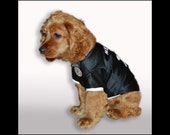 Black Mexico Dog soccer jersey PERSONALIZE it pet shirt