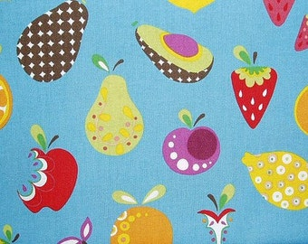 Willow Orchard- Alexander Henry Skeleton 1 Yard Fabric