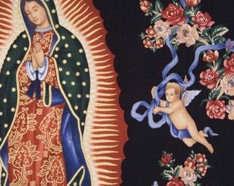 Virgen de Guadalupe Fabric-