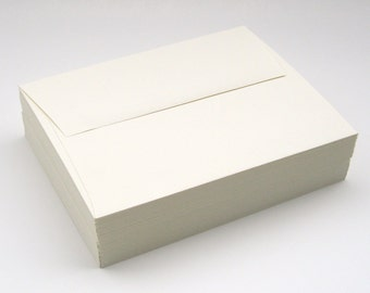 A2 Envelopes Soft CREAM 25 pack Stationery Weddings SUMMER SALE