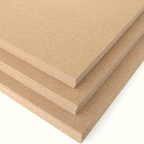 A7 Invitation KRAFT Smooth Style 5 x 7 Inch Set of 25 Wedding Invitation Programs Stationery Supplies DIY