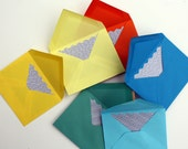 7 Teenchy Envelopes for Teenchy Letters