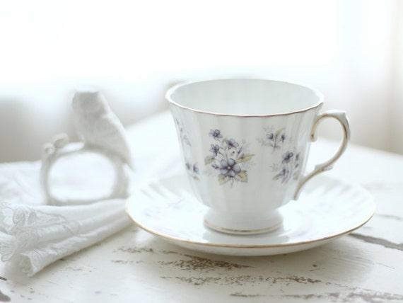 Duchess bone china tea cup saucer vintage