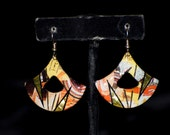 Egyptian Triangle Earring...