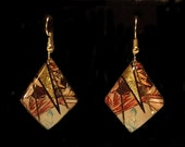Mucha Dangle Earrings...
