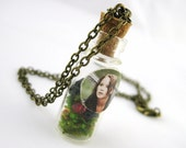 Hunger Games Katniss Everdeen Jewelry Katniss Necklace District 12 Jennifer Lawrence