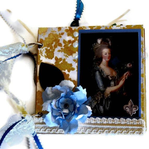 Paper Bag Photo Album Paris Memories