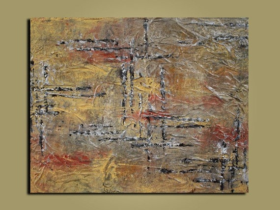 SALE  20% off sale The Raw -  texture abstract Paul Juszkiewicz