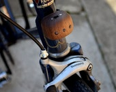 Wooden Bicycle Light