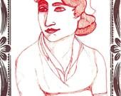 Hyena in Petticoats- A Mary Wollstonecraft Zine (Zine)