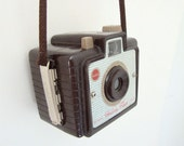 Vintage Kodak Brownie Holiday Flash Camera, 1950s