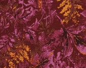 A Walk in the Fall Leaves - RJR Fabrics - .75 yard - Last Available
