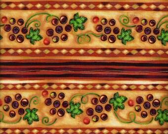 Wine Tasting Stripe - SPX Fabrics - Half Yard