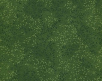 Green Illusion - Fabric Traditions  - 1 yard - Last Available