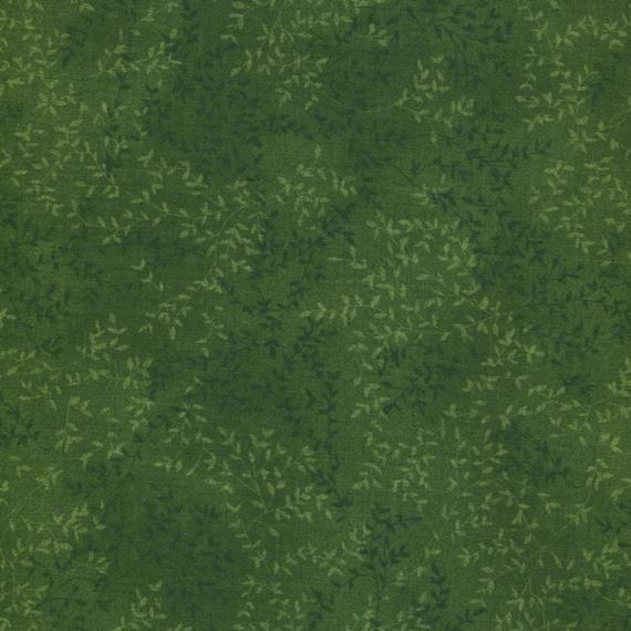 Green Illusion - Fabric Traditions  - Fat Quarter