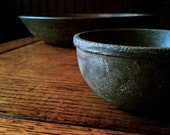 Concrete - French Country - 3 Edged Bowls - BungalowStreet