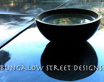 Concrete Bowl - Minimalist - Industrial