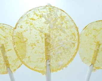 Coconut LemonGrass Lollipop