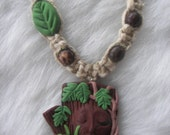 Mother Nature Hemp Necklace