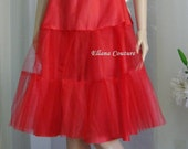 Special Order for Melissa. Little Fullness Crinoline. Available in several colors.
