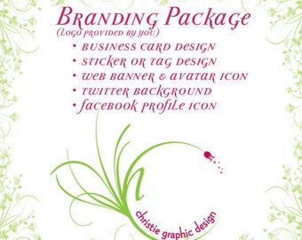 Graphic Design Branding Package