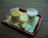 Japanese Miniatures -  Breakfast