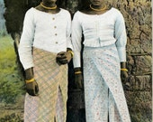 Native Girls of Ceylon
