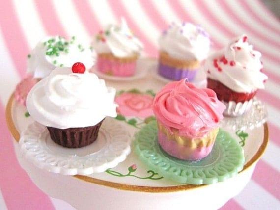 CUSTOMIZED Cupcake Ring