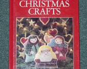 Better Homes and Gardens 1989 Christmas Crafts Hardcover Book