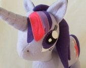 My Little Pony FIM Twilight Sparkle Plush- Made to order
