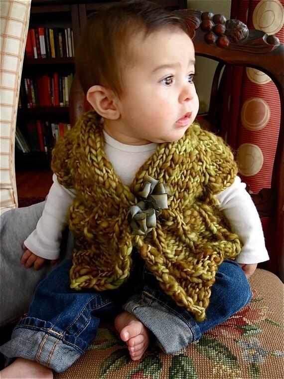 Bitty Bump Sweater Kit