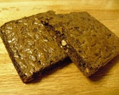 Peanut Butter Bacon Brownies