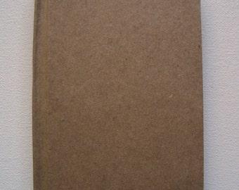 Small Smooth Kraft Journal