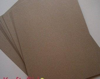 Chipboard - 10 sheets