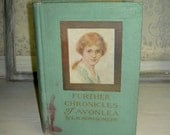 Further Chronicles of Avonlea Vintage Book